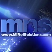 Michigan Network Solutions logo
